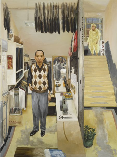 Yeung Tong Lung-The Tailor-2010