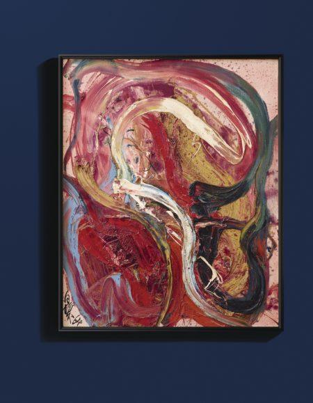 Kazuo Shiraga-Untitled-1964