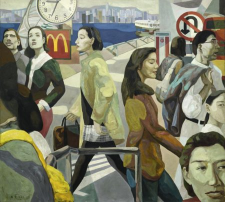 Zhang Wei-Morning Of Hong Kong-1997