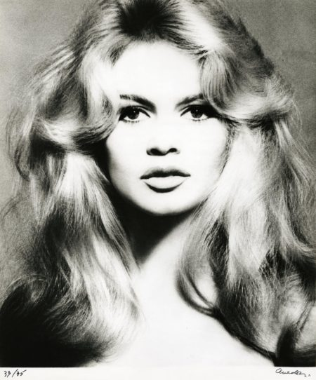 Richard Avedon-Brigitte Bardot, Hair By Alexandre, Paris, January 27, 1959-1959