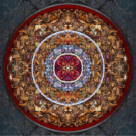 Stephen Calhoun-Circular Hexagram-
