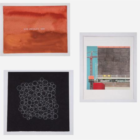 Timothy Nolan, Sam Erenberg, Sarah McKenzie - Three Works by Various Artists-