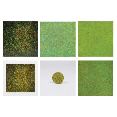 William Radawec-Four Artworks from the 'Soul Patch (the Sequel)' Series-2001
