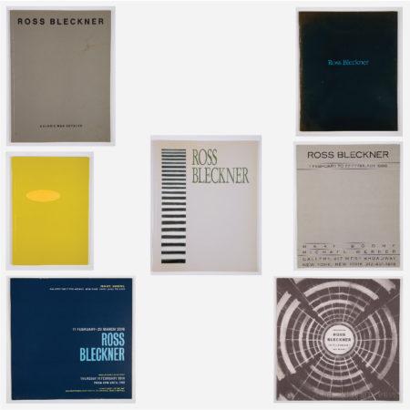 5 Books Related to Ross Bleckner-