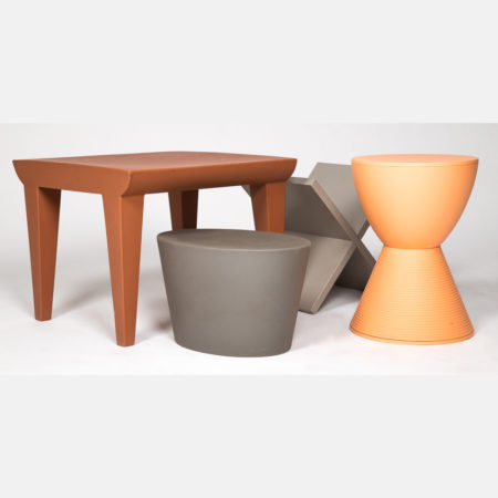 Philippe Stark, Maya Lin for Knoll - 4 Contemporary Pieces of Furniture-