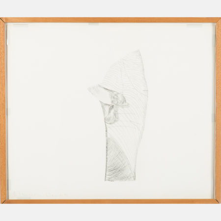 Francesco Clemente-Fragment-1981
