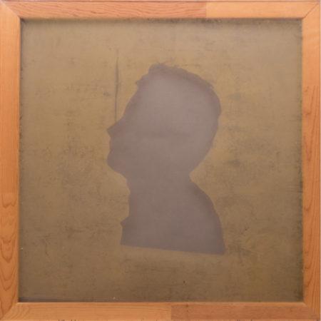 Suzan Etkin-Portrait of Don Munroe-1987