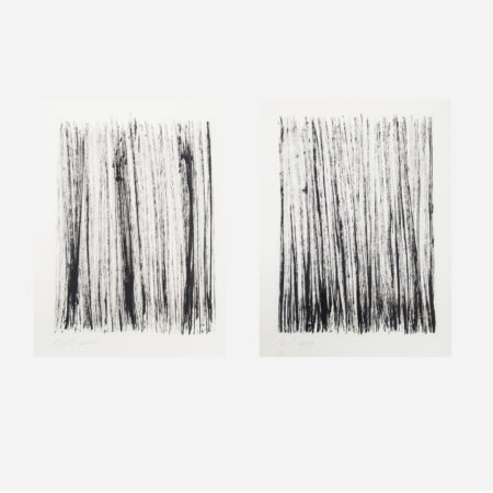 Gerald Giamportone-Two Untitled Works-2009