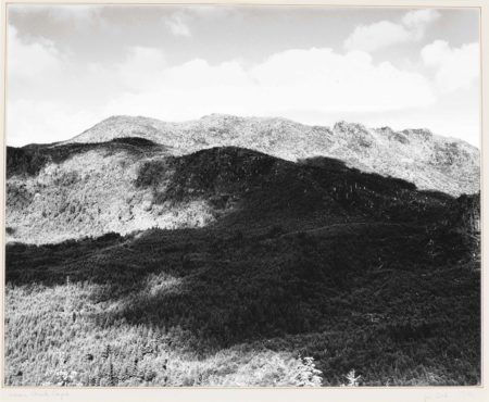 Robert Adams-Near Arch Cape, Oregon-1976