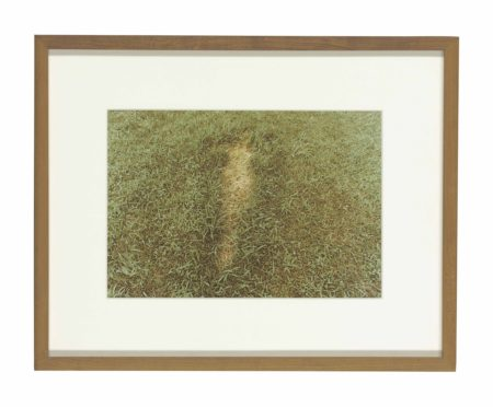 Untitled, from Silueta Series, Iowa-1978