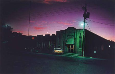William Eggleston-Untitled (Downtown Morton, Mississippi)-1970