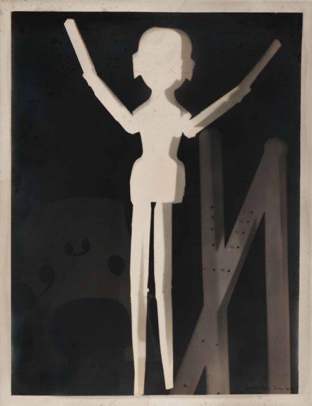 Man Ray-Rayograph-1923