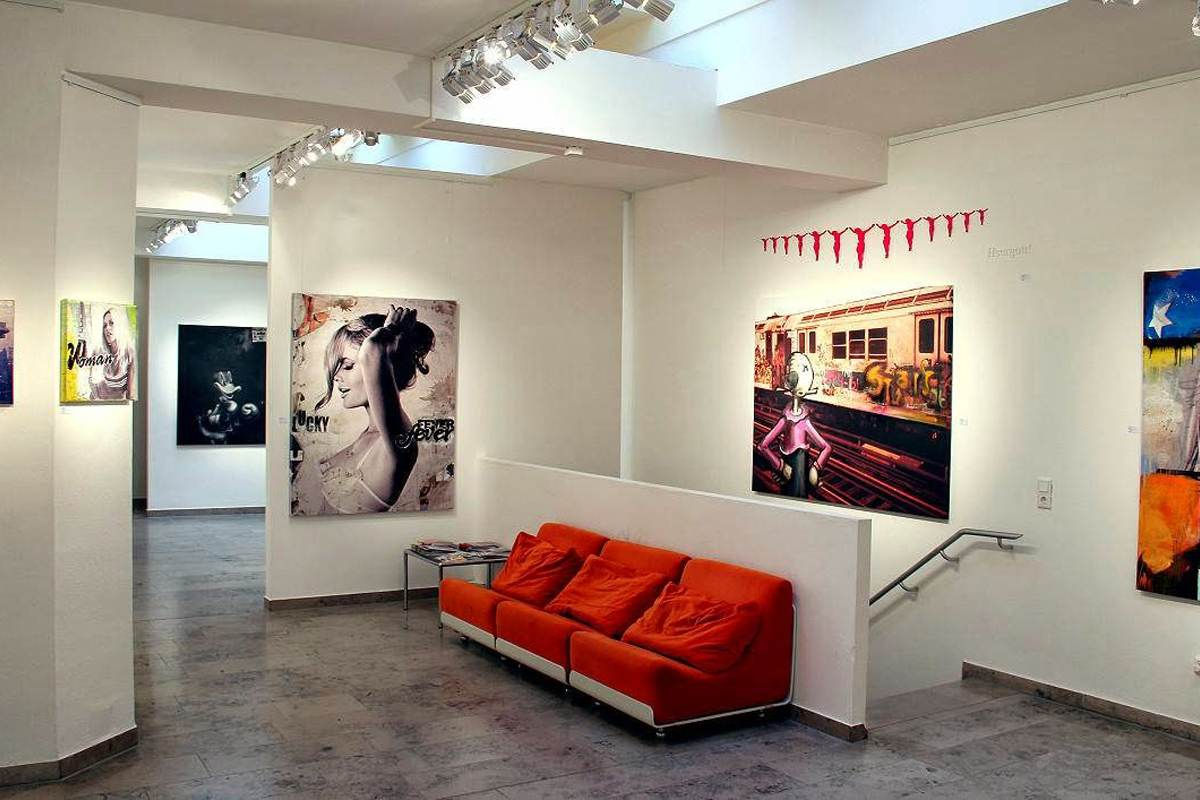 30 works gallery Cologne