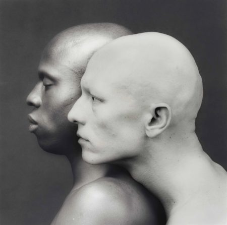 Robert Mapplethorpe-Ken Moody and Robert Sherman-1984