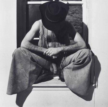 Robert Mapplethorpe-Victor Huston-1979