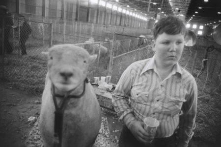 Garry Winogrand-Boy at Stock Show, Fort Worth, Texas-1975