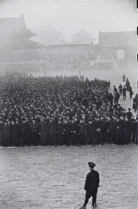 Henri Cartier-Bresson-Last Days of the Kuomintang, Peking-1949