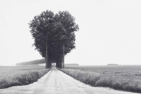 Henri Cartier-Bresson-La Plaine de la Brie-1968