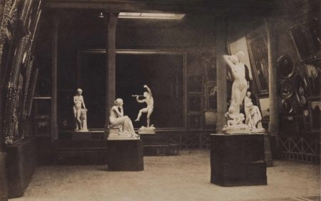 Gustave Le Gray-Vue du Salon-1852