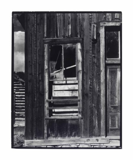 Paul Strand-Ghost Town, Red River, New Mexico-1930