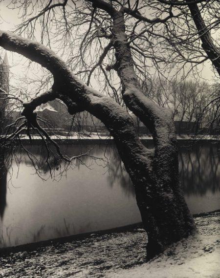 Josef Sudek-View from Strelecký Island-1957
