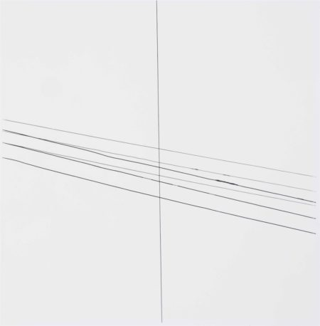 Harry Callahan-Telephone Wires-1945