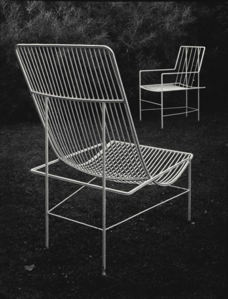 Josef Sudek-Untitled (Chairs designed by Otto Rothmayer) from the Memories series-1959