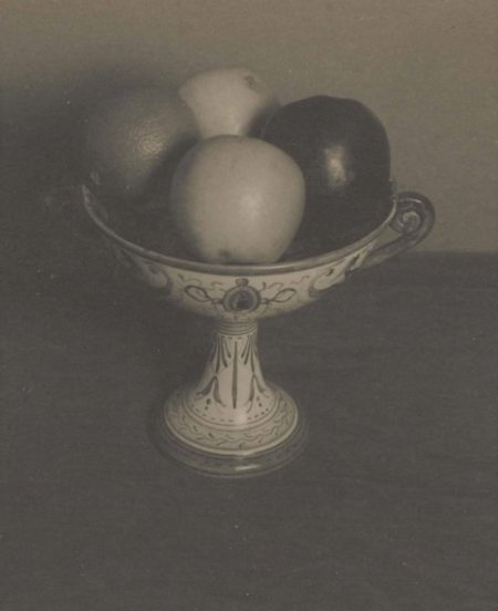 Paul Outerbridge-Fruit in Bowl-1921