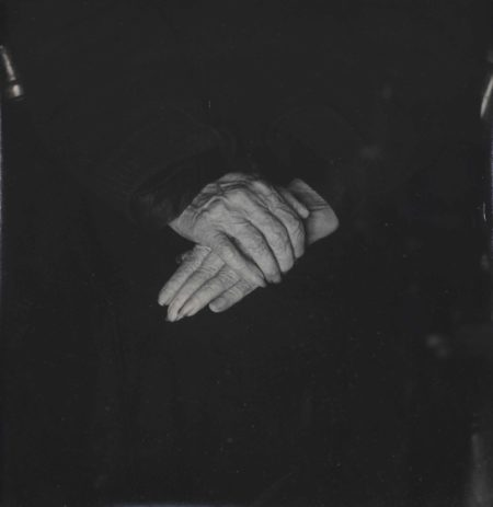 Dorothea Lange-Annie O'Halloran Hands-1954