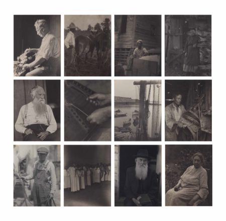 Doris Ulmann-Various portraits and scenes of the American South-1920