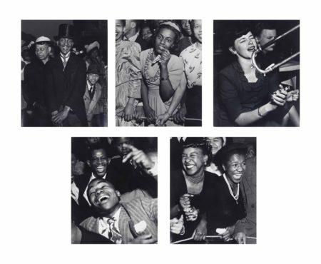 Weegee-Various genre scenes-1940