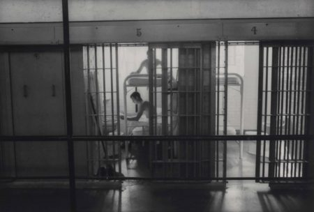 Danny Lyon-Ramsey Prison, Huntsville, Texas-1968