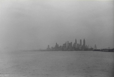Ilse Bing-Manhattan Skyline-1936