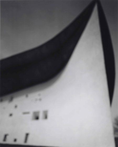Hiroshi Sugimoto-Chapel of Notre Dame du Haut, Le Corbusier-1998