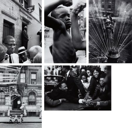 Leonard Freed-Selected Images From Black In White America-1964
