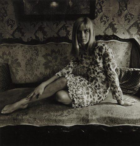 Diane Arbus-Reed Buchanan, N.Y.C.-1964