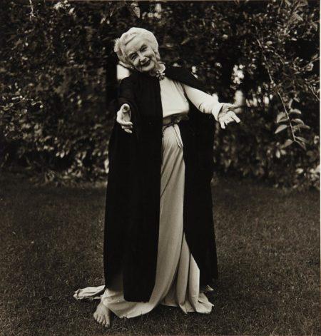 Diane Arbus-Ruth St. Denis (Alternate), Cal.-1964