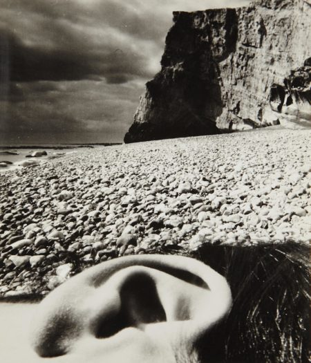 Bill Brandt-East Sussex Coast-1957