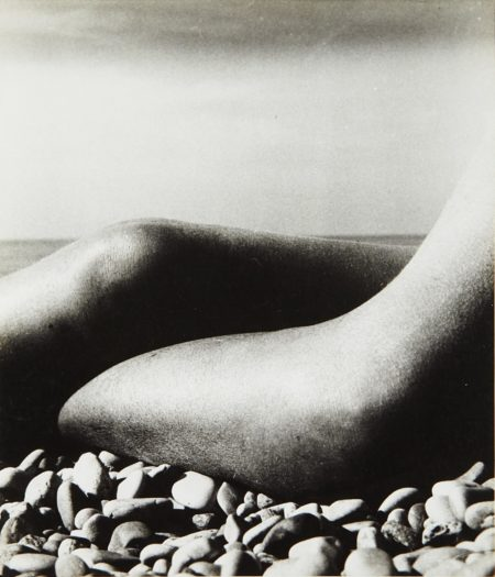 Bill Brandt-Baie Des Anges, France-1959