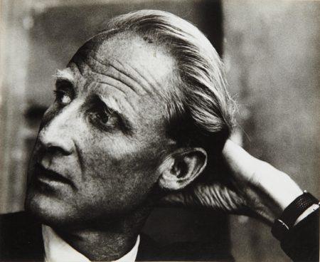 Bill Brandt-Self Portrait-1966