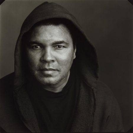 Annie Leibovitz-Muhammad Ali, New York-1996