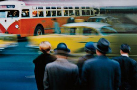 Ernst Haas-New York-1952