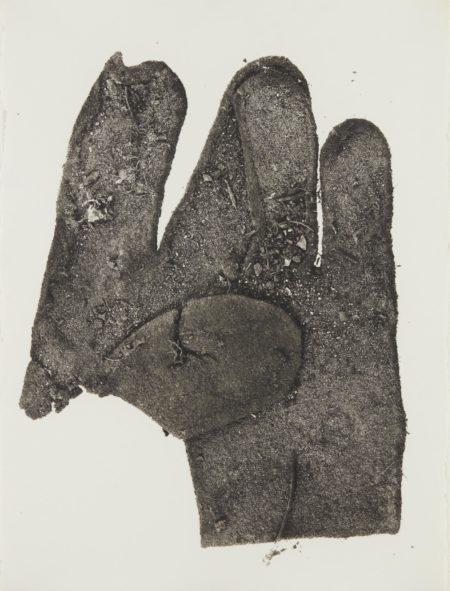 (Sm) Flat Glove, New York-1975