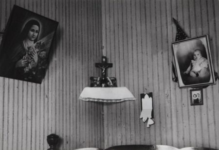 Walker Evans-Interior At Biloxi, Mississippi-1945