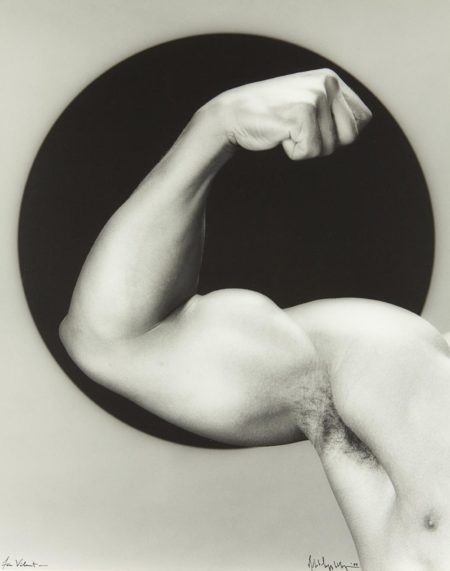 Robert Mapplethorpe-Untitled (Vibert Williams)-1984