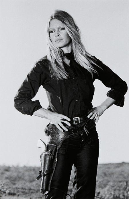 Terry O'Neill-Brigitte Bardot-1971