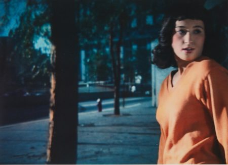Cindy Sherman-Untitled (In Honor Of Mark Morrisroe)-1980