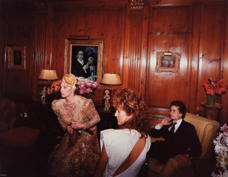 The Reception-1985