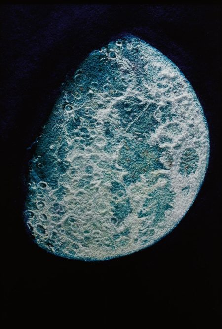 Vik Muniz-The Face Of The Moon, After John Russell, From Pictures Of Pigment-2007