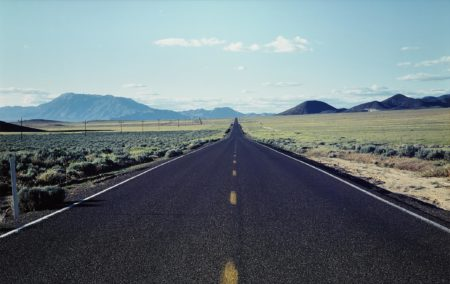 Doug Hall-Highway 50, Nevada #1-1998